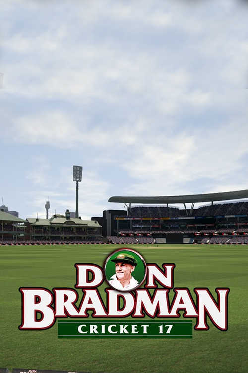 Don Bradman Cricket 17 Sunplex Web Server