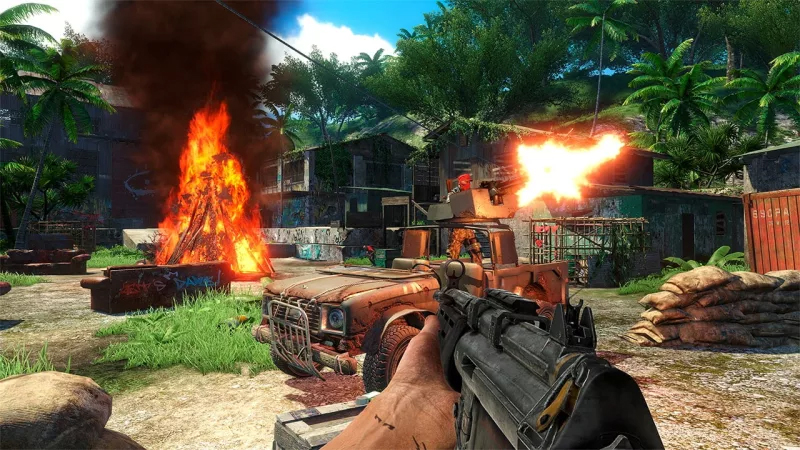 Far Cry 3 (BlackBox Repack)