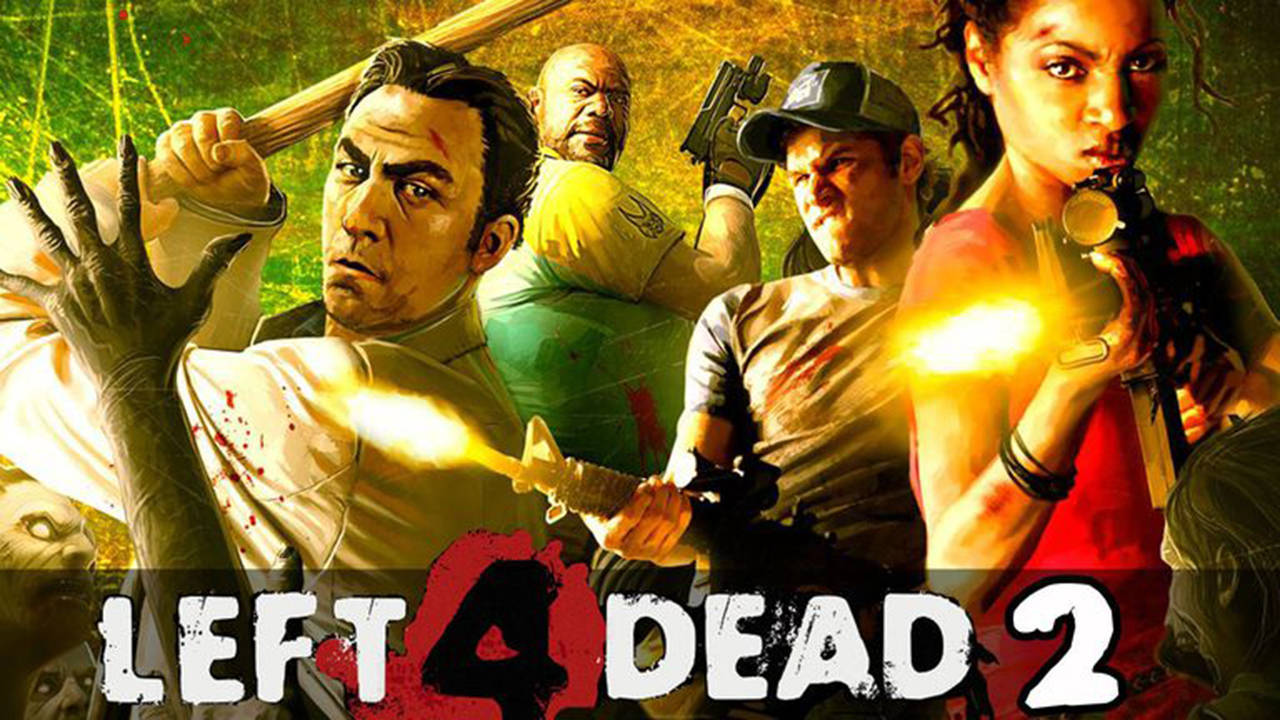Left 4 Dead 2 repack v2.1.4.6 nosTEAM