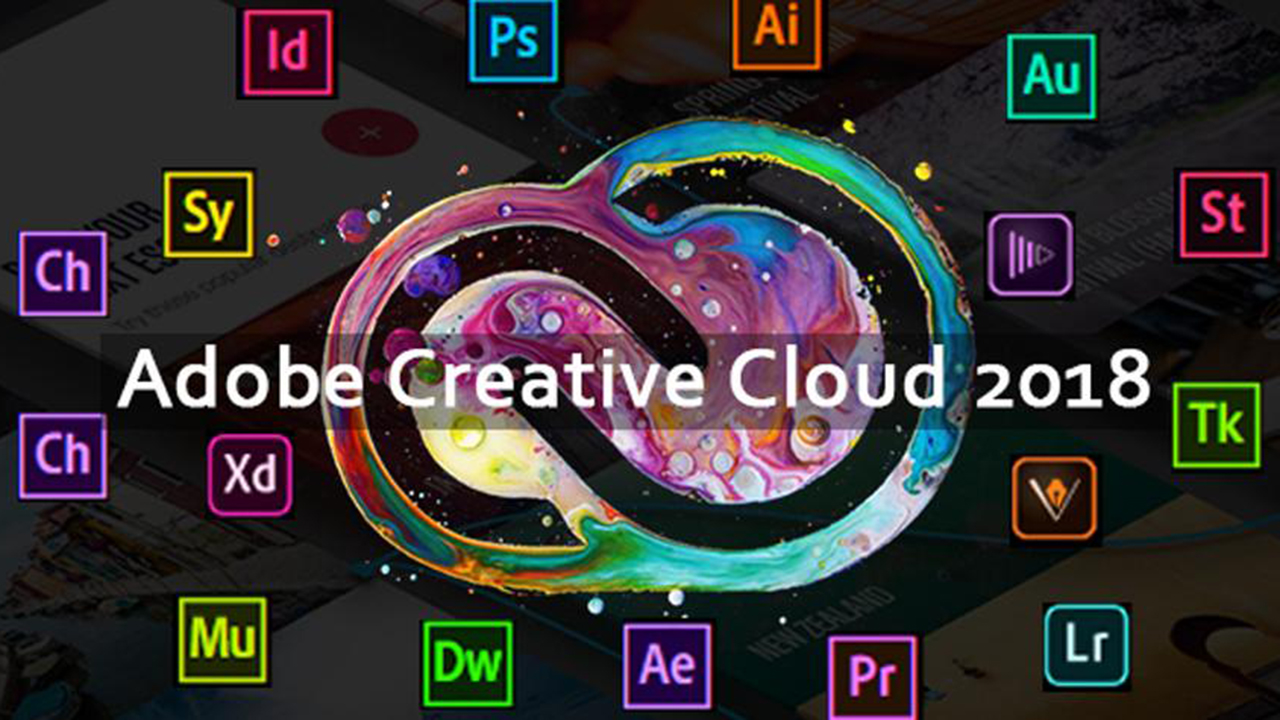 adobe master collection cc 2019 painter