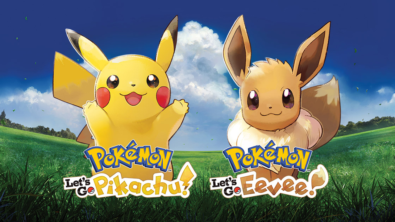 Pokemon: Let's Go, Pikachu! (NSP) [Switch] [1.0.1 Update]